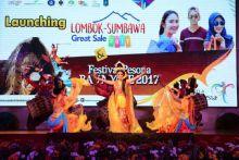 22 Events Unggulan Lombok-Sumbawa Dilaunching di Balairung Kemenpar