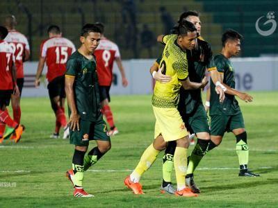 Taklukkan Semen Padang FC, Kepercayaan PS Tira Bertambah