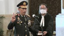 Resmi Dilantik jadi Kapolri, Ini harapan Ketua MPR ke Jenderal Listyo Sigit