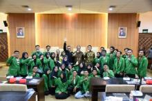 Perdalam Wawasan, Puluhan Mahasiswa FISIP Universitas Islam Jember Sambangi MPR RI