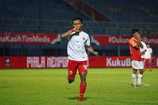 Persija Bangkit, Borneo FC Jadi Korban