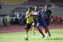 Kuncoro Akui Lini Belakang Arema FC Masih Rapuh
