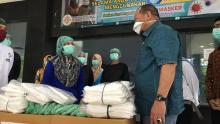 Berkunjung ke Mojokerto, Ketua DPD Temukan Relaksasi Kredit Belum Sepenuhnya Berjalan
