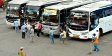 Terdampak Corona, 6.328 Pekerja Bus AKAP dan Pariwisata Kena PHK