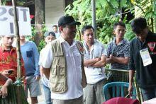 Wakil Ketua DPD RI Tinjau Langsung TPS di Kota Ambon