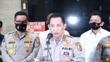 Sah... Brigjen Prasetijo Ditetapkan Jadi Tersangka Bikin Surat Palsu-Bantu Djoko Tjandra Kabur