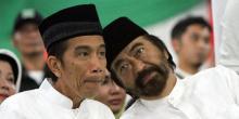 Tak Izinkan Iparnya Maju Pilkada, Jokowi Bela-belain Ketemu Surya Paloh