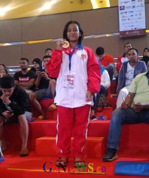 Annisa Ozara Senang Raih Gelar Juara Dunia SKIF