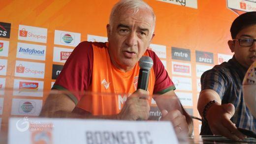 Hadapi Bali United, Gomez: Tak Ada Yang Tak Mungkin