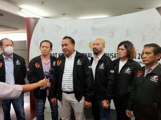 Resmi Anggota KONI, PP PBFI Langsung Bidik SEA Games Vietnam 2021