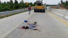 Baru Diresmikan Jokowi Selasa Kemarin, Tol Aceh Telan Korban, Pekerja Meninggal Digilas Truk