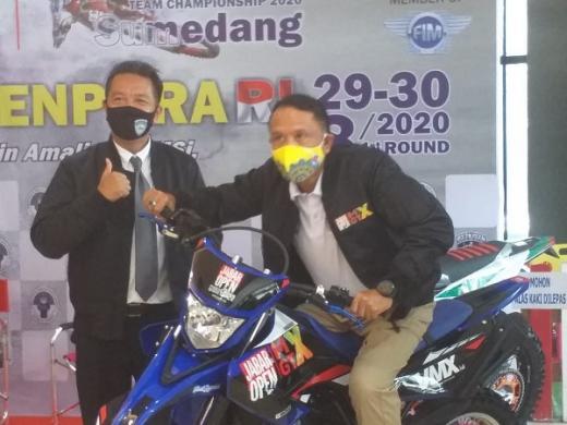Open Road Race Subang dan MGT Sumedang Jalankan Sport Tourism dan Industri