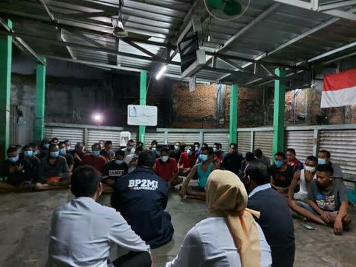 Gerak Cepat BP2MI Selamatkan 18 Calon ABK dari Penampungan PT AMI di Jakarta Utara
