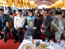 Lulus S2 dan Dianggap Miliki Bakat, Erna Rasyid Taufan Ditawari Jadi Dosen UMPAR
