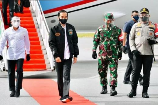 Presiden Ingin Lumbung Pangan Sumut Dicontoh oleh Daerah Lain