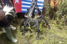 OPM Mengaku Sering Beli Senjata dari Oknum Aparat Indonesia