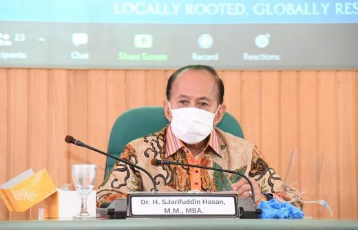 Tanpa TKA, Bangsa Indonesia Mampu Bekerja di Bidang Apapun
