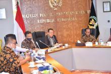 Ketua MPR: Pancasila Benteng Ideologi Hadapi Tantangan Kebangsaan