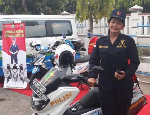 Inovasi Ambulance Motor, Nani Yulia Masuk ASN Terbaik KemenpanRB 2019