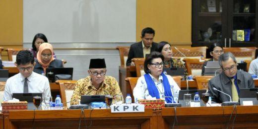 Rapat Terakhir, Pimpinan KPK Curhat: Kami Tidak Dibantu, Tapi Malah Sering Dimarahi Komisi III DPR