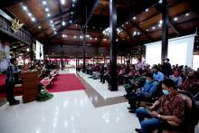 Jelang Pilkada, Gus Menteri Minta Kepala Desa Tak Terjebak Dinamika Politik