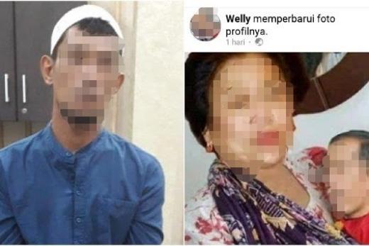 Pengunggah Gambar Hoaks Megawati Gendong Jokowi Resmi Tersangka