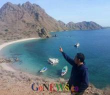 Cuma Satu-satunya di Dunia, Opung Luhut: Pulau Komodo Harus Kita Jual
