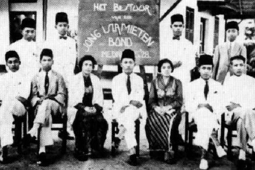 HNW Dorong Mahasiswa Muslim Belajar dari Jong Islamieten Bond