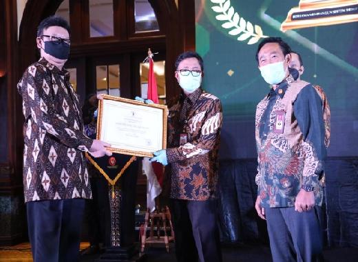 Kemendagri Raih Penghargaan Penerapan Sistem Merit ASN dengan Kategori Sangat Baik