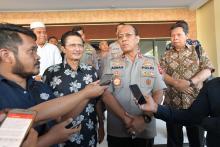 Lindungi Generasi Muda, Pimpinan MPR Dukung Kapolda Gorontalo Berantas Narkoba