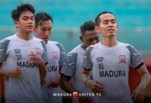 Rachmad Darmawan Sudah Pimpin Latihan Madura United FC