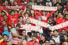Dukungan Suporter PSM Dipuji Zulkifli