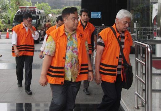 Kasus Korupsi Berjamaah, KPK Jebloskan 10 Eks Anggota DPRD Kota Malang ke Lapas