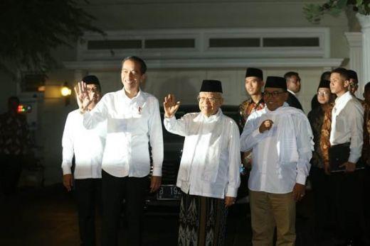 Pasca Putusan MK, 01 Berjanji jadi Presiden dan Wapres Seluruh Rakyat Indonesia