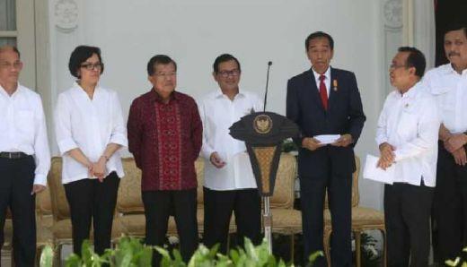 Jokowi Sudah Siapkan Jabatan Baru untuk Sudirman dan Yuddy