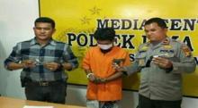 Buka Jasa Servis Senjata Api, Pria di Pekanbaru Ini Diciduk Polisi