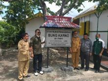 Perkuat 4 Pilar MPR, Gus Jazil: Mari Benahi Taman Renungan Bung Karno