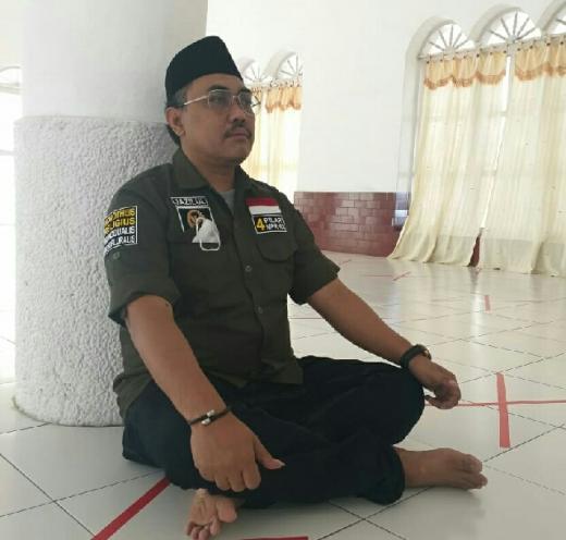 Napak Tilas ke Masjid Ar Rabithah Flores, Gus Jazil: Disinilah Bung Karno Temukan Pancasila