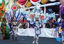 Sosialisasi Asian Games 2018 Menonjol di JFC 2016