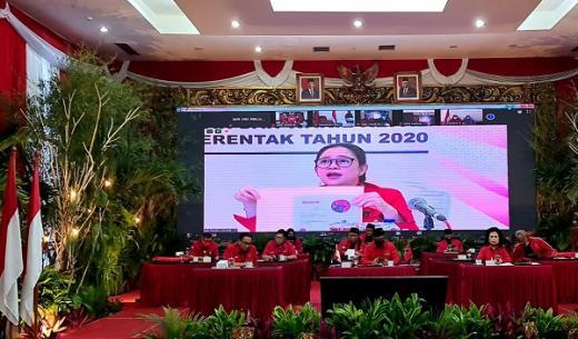 PDIP Siapkan Element of Surprise, Puan Hanya Tunjukkan Amplop Berisi 58 Nama Calon Kepala Daerah