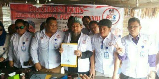 Ikut Deklarasi Nasional, RN PAS Sumsel Akan Bertolak ke Pekanbaru Riau