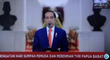 Jokowi: Semangat Sumpah Pemuda Harus Tetap Ada