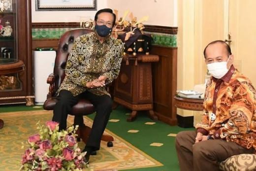 Alasan MPR Puji Langkah Gubernur Yogyakarta Hadapi Covid-19