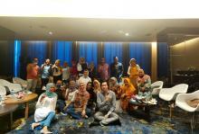 IRT di Pekanbaru Berhasil Raup Belasan Juta Rupiah Usai Ikut Belajar Money Management