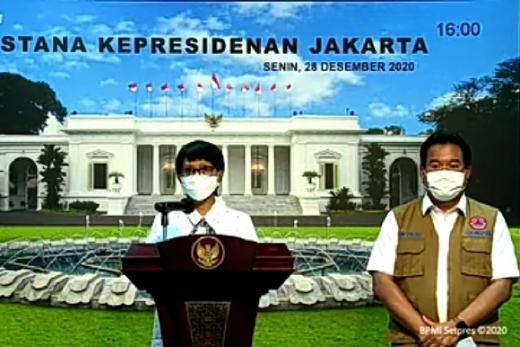 Tekan Covid-19, Indonesia Juga Tutup Kedatangan WNA