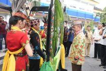 Wujudkan Kalteng sebagai Paru-paru Dunia, MPR Tanam Pohon di Palangkaraya
