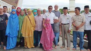 Turis Muslim China Minta Maaf Buat Sumbar Resah Virus Corona