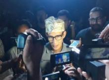 Sandiaga Memutuskan untuk Berkantor di Bali