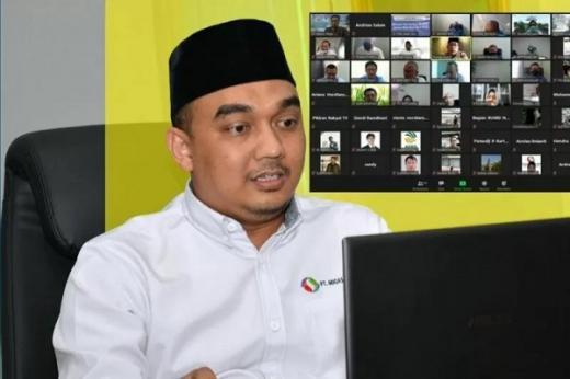 BUMD Jabar Bantah Rencana Kelola Blok Rokan Riau