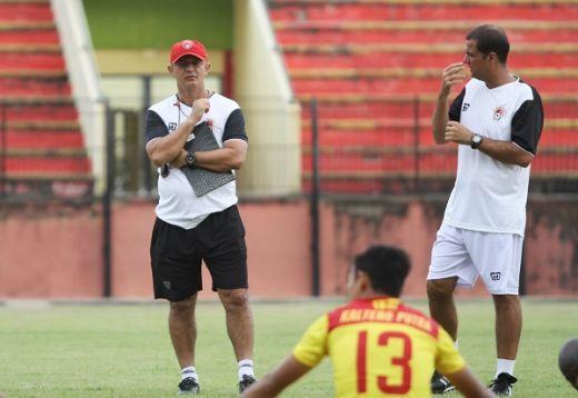 Gomes de Oliveira Bahagia Kalteng Putra FC ke Semifinal